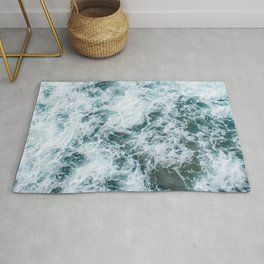 Waves in Abstract Rug