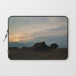 Song of Wyoming Laptop Sleeve