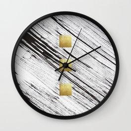 Towards the light3 Wall Clock
