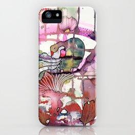 mon tout petit iPhone Case