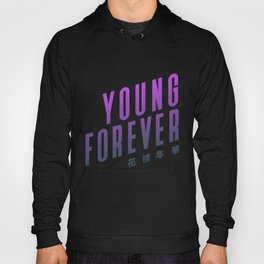 BTS ! Young Forever Hoody