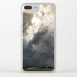 arrival Clear iPhone Case