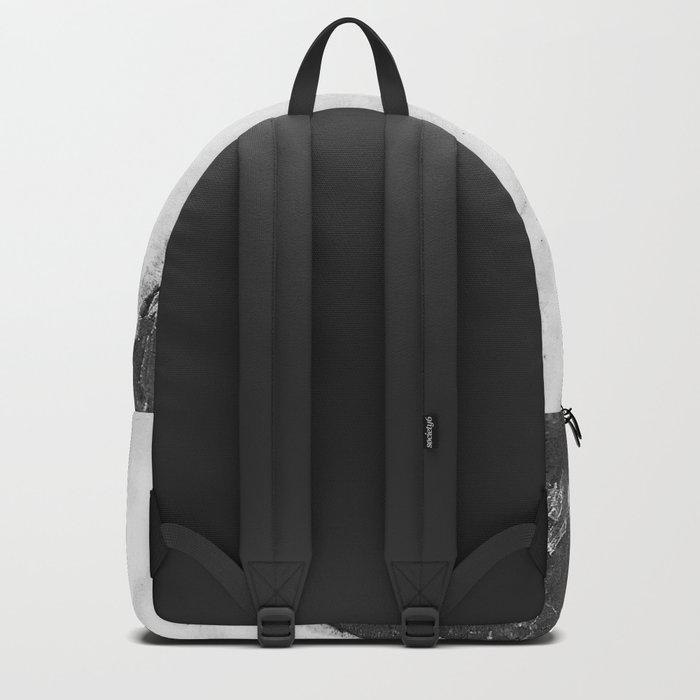 Titan River Black Backpack