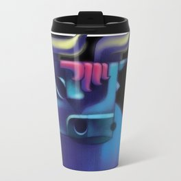 Close-up of a Taurus zodiac sign Travel Mug