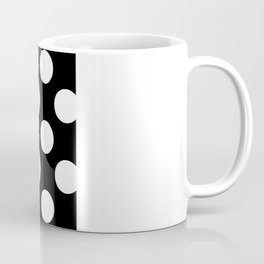 Out on a Limb - Polka Dot Owl Moon Coffee Mug
