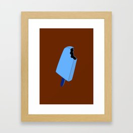 Eskimo Pie Framed Art Print