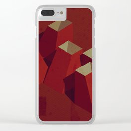 Lab 64 Clear iPhone Case
