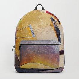 Guitar Love Backpack