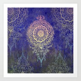 Spirit Of The Land Art Print