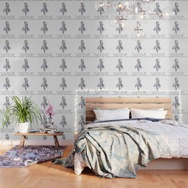 Alice floral designs - I'm not crazy Wallpaper