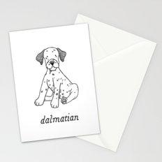 Dog Breeds: Dalmation Stationery Cards
