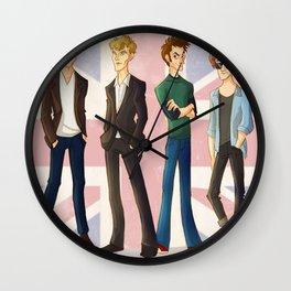 Life Ruining British Actors Wall Clock