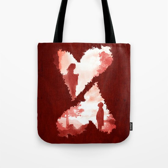 Secret Lovers Meet Tote Bag