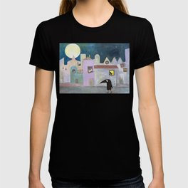 city of cats T-shirt