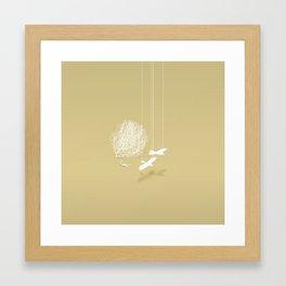 Wider Spaces 2/3 Framed Art Print