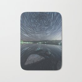 Mirrored Rotation Bath Mat