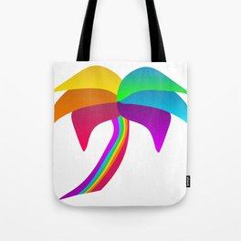 Rainbow Delight Tote Bag