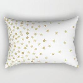 STARS GOLD Rectangular Pillow