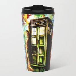 Time Lord Travel Mug