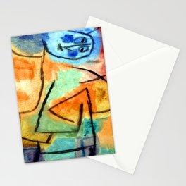 Paul Klee Stuffed Angel Stationery Cards