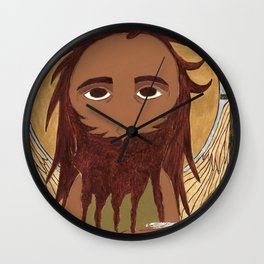 Saint John the Baptist Wall Clock