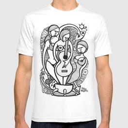 The Three Charities - PopCore 08 T-shirt