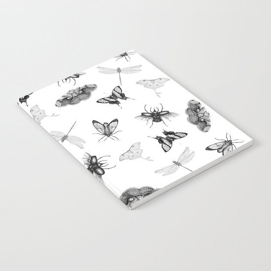 Entomologist Dreams Notebook