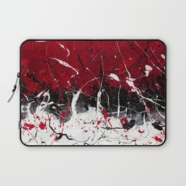 Groove In The Fire Laptop Sleeve