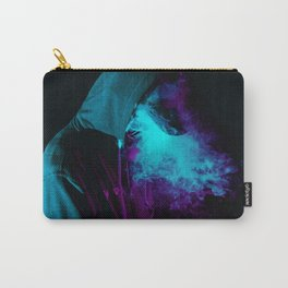 Cyberpunk Vape Lost Smoke Carry-All Pouch