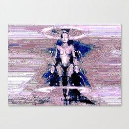 Maschinenmensch Canvas Print