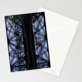 Eiffel Tower - Detail Stationery Cards