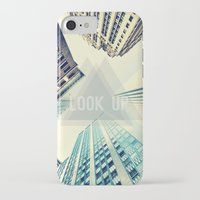 buildings iPhone & iPod Cases featuring Buildings by Sofia Tirronen