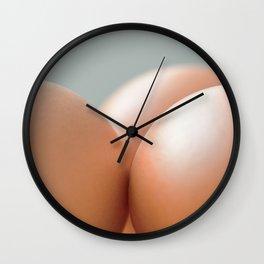 THREE BALLS Wall Clock