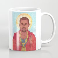 rap Mugs featuring Rap God by Ashley Ross