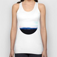 scotland Tank Tops featuring Landscape, Scotland by seb mcnulty