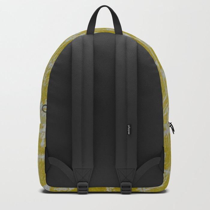 Yellow Sugarcane Backpack