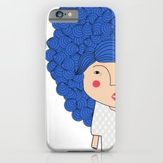 Mss Blue Slim Case iPhone 6s