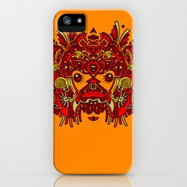 Symmetry iPhone Case