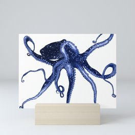Cosmic Octopus II Mini Art Print
