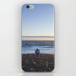 Sunset for Two iPhone Skin
