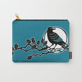Crow and Oak Carry-All Pouch