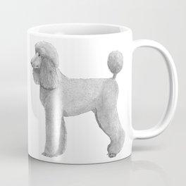 Poodle - standard - abricot Coffee Mug
