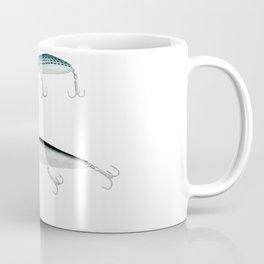 Realistic fishing lures Coffee Mug