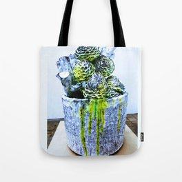 Glazed Over Tote Bag