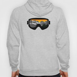 Sunset Goggles 2 | Goggle Designs | DopeyArt Hoody