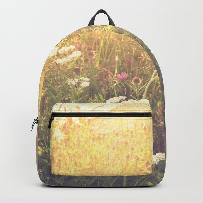 Boho Summer Sunshine Backpack