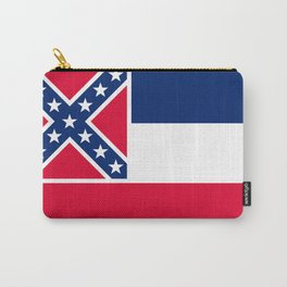 Flag of Mississippi Carry-All Pouch