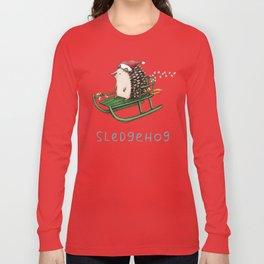Sledgehog Long Sleeve T-shirt