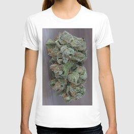 Dr Who Medicinal Medical Marijuana T-shirt
