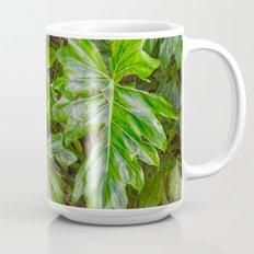 Luscious Green Rainforest Vine Mug